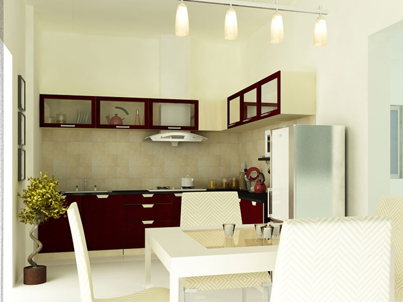 Interior designer in pune for Interior design kitchen in pune